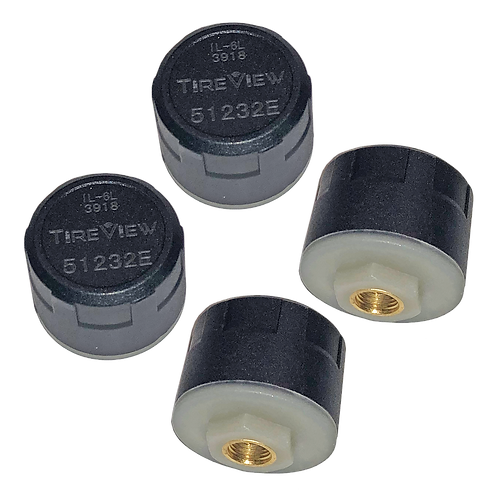 TireView Cap Sensor 4pk