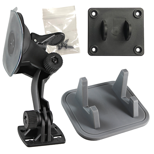 TireView Fixed Base, Dashboard and Suction Cup Display Mounts