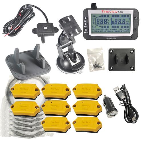 TVR08N-01-001 TireView Kit 10 Internal Mono USB