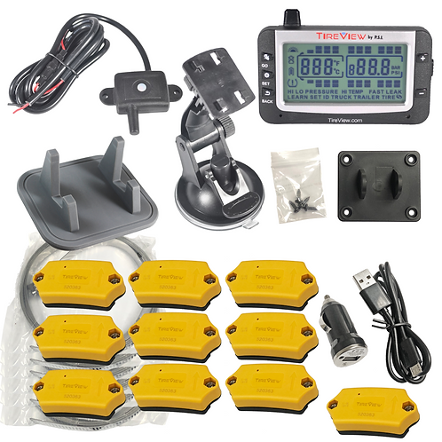 TVR10N-01-001 TireView Kit 10 Internal Mono USB