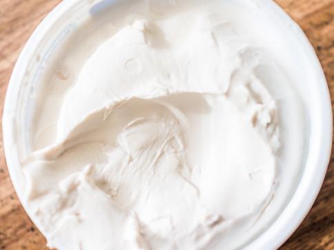 1/2 Pint Cream Cheese | $6