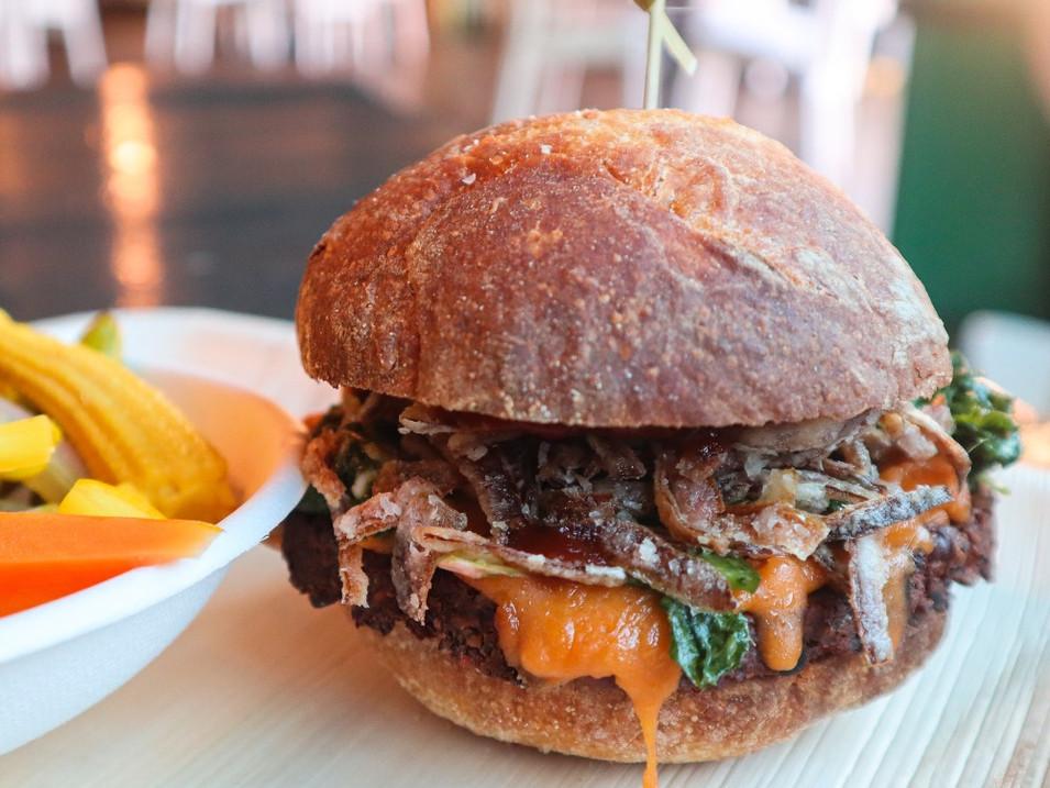 western burger | $15