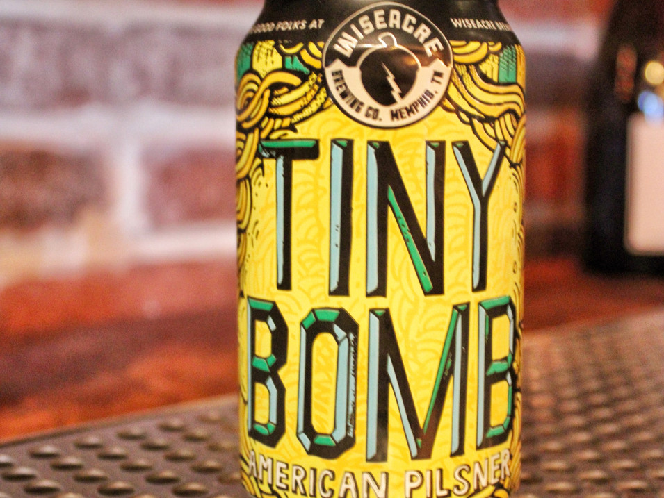 Wiseacre Tiny Bomb   $5.5