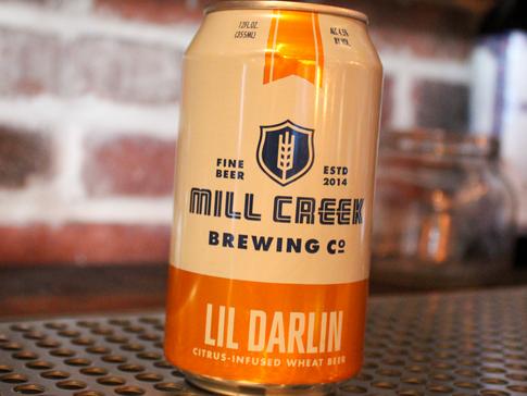 Mill Creek Brewing Lil Darlin | $5.5