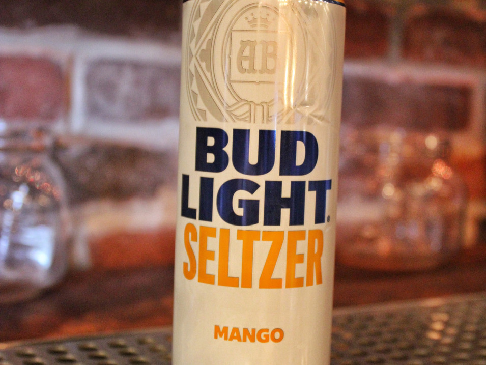 Bud Light Seltzer   $5