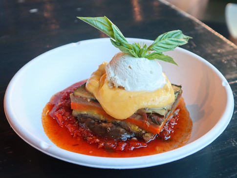 vegetable lasagna (gf) | $14