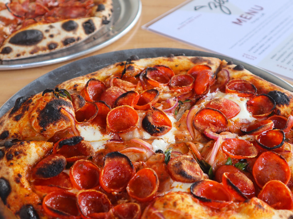 Wood Fired Pizza | $14