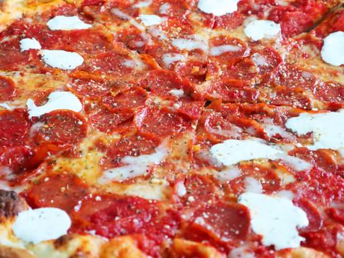 Brooklyn Style Pizza | $16