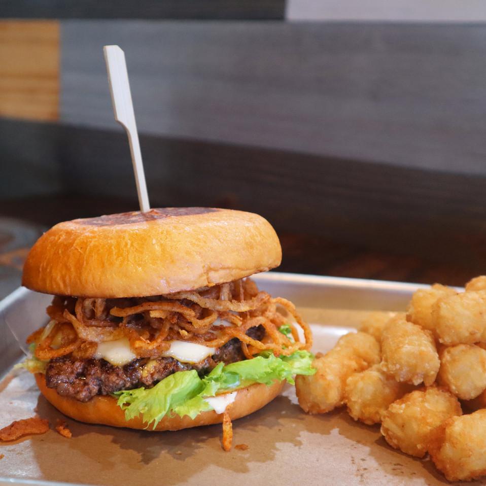 Wagyu Burger | $12