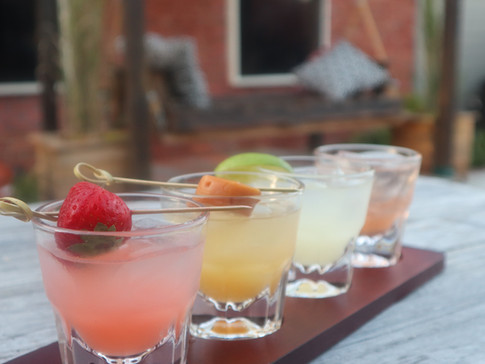 Cocktail Flight   $14