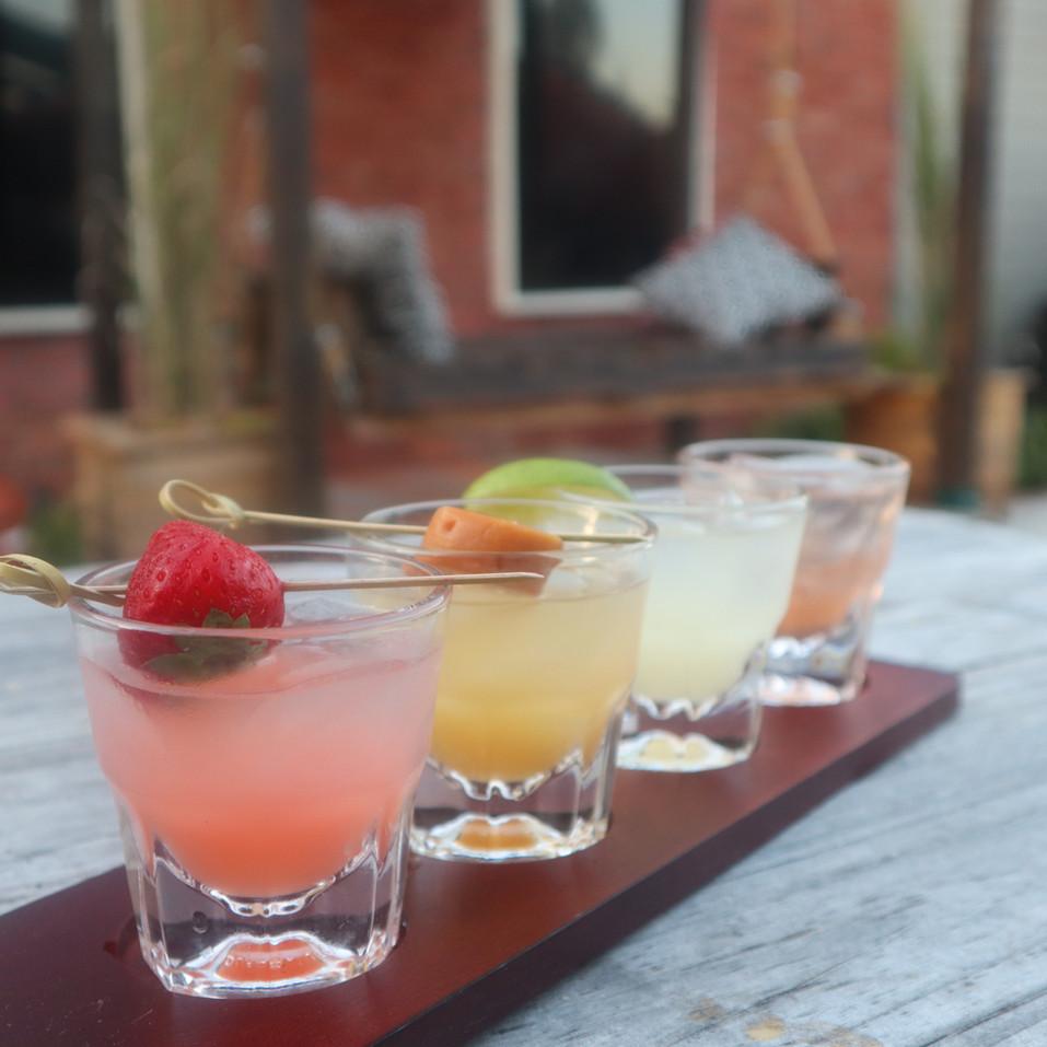 Cocktail Flight | $14