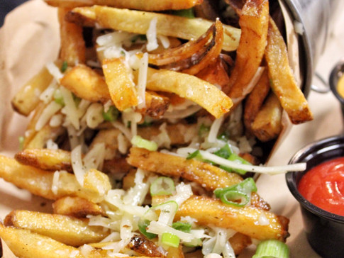 DUCK FAT FRIES | $7