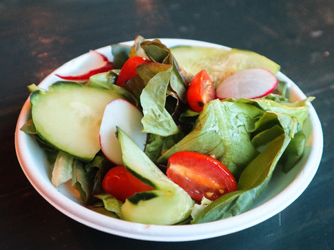 small salad (gf) | $5