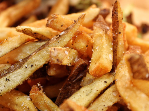 HOUSE MADE FRIES | $3.5