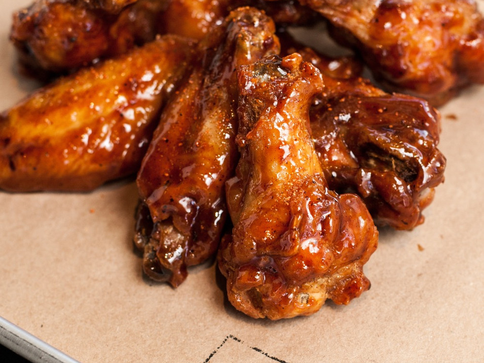 HONEYFIRE WINGS | $9.95