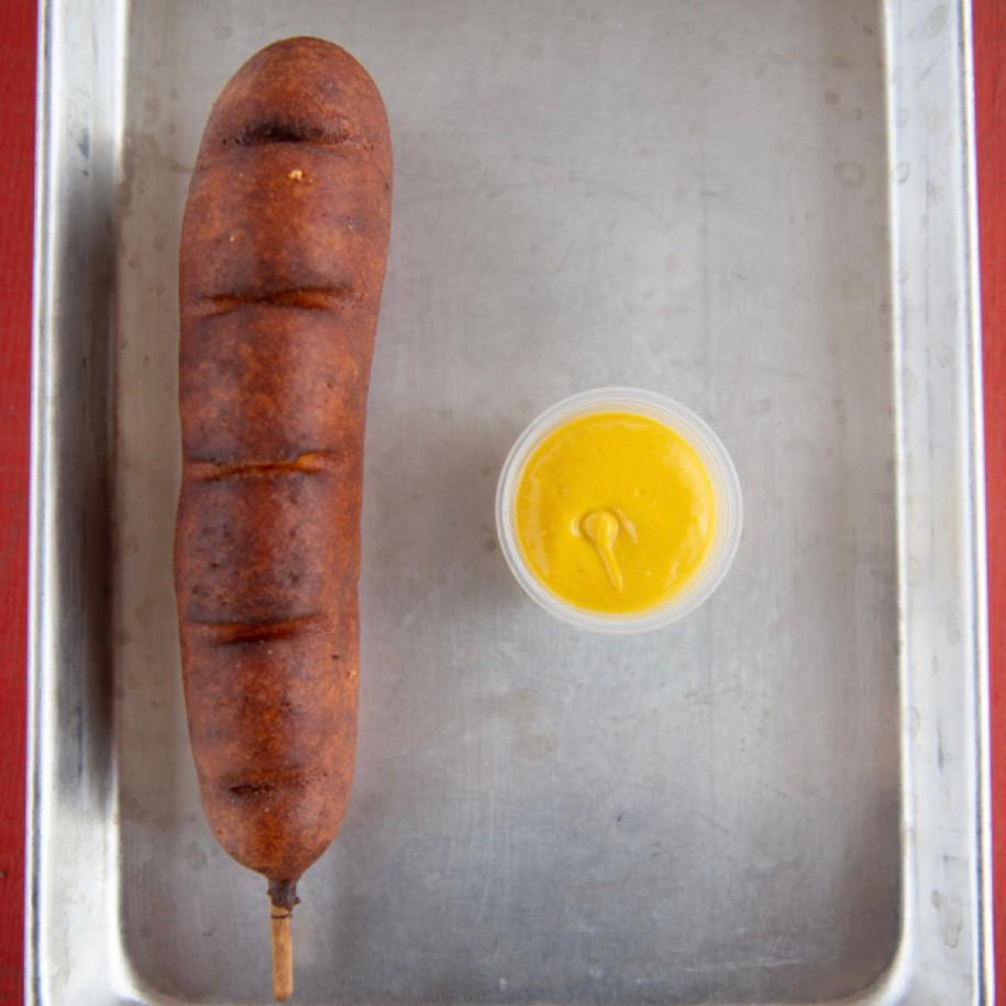Corn Dog | $9