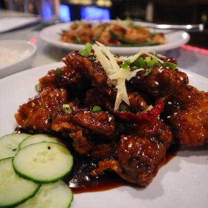 General Tso Chicken | $22