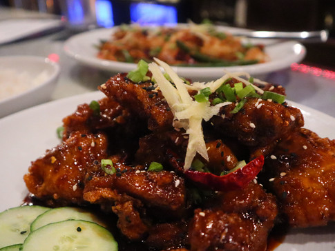 General Tso Chicken   $22