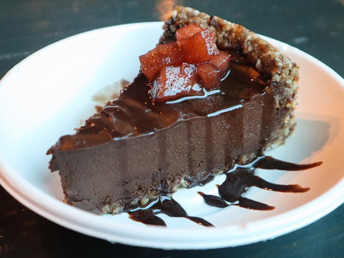 Chocolate Avocado Tart | $9