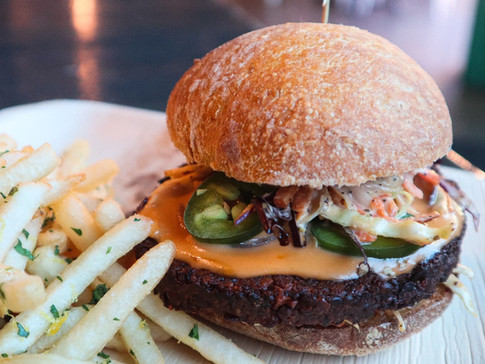 cali burger | $15