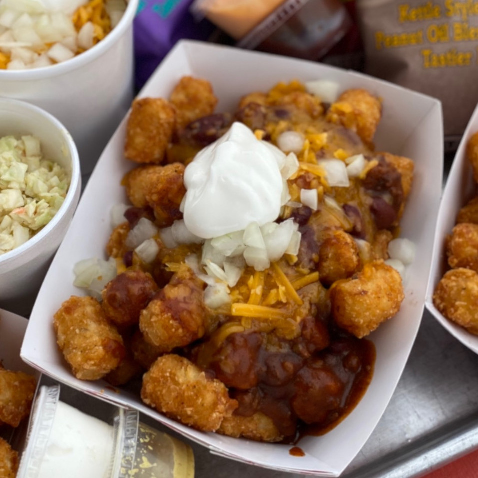 Loaded Tots | $7