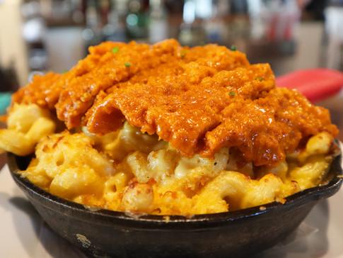 Hot Chicken Mac Skillet   $20