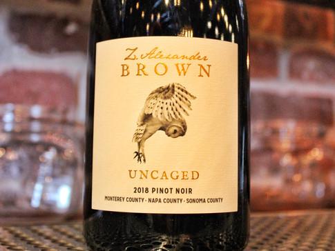 Zachariah Brown Pinot Noir | $12 / $44