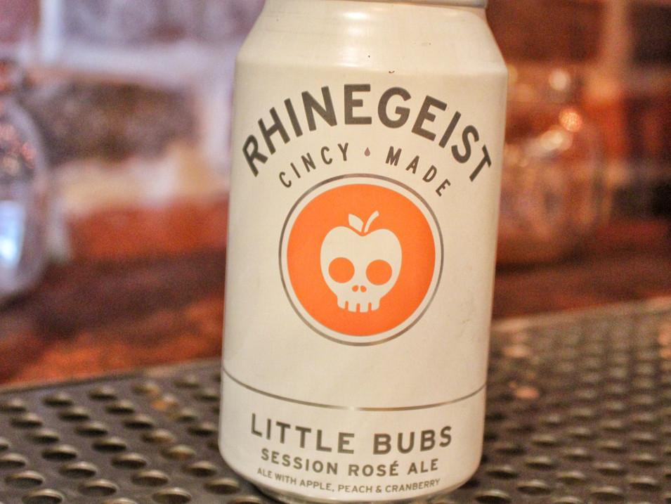 Rhinegeist Little Bubs   $5.5