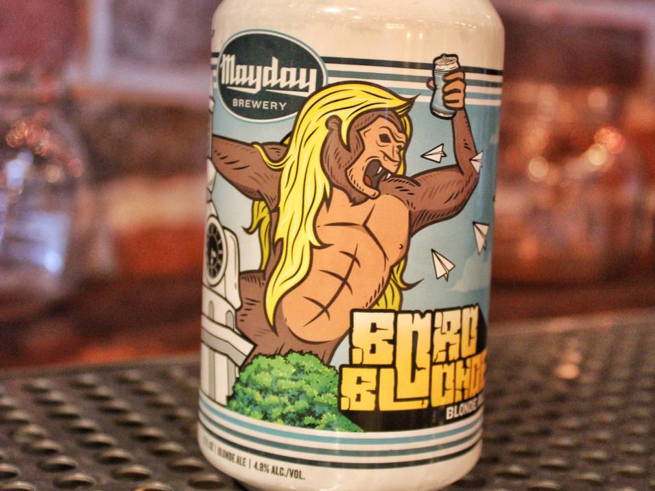 Mayday Boro Blonde   $5