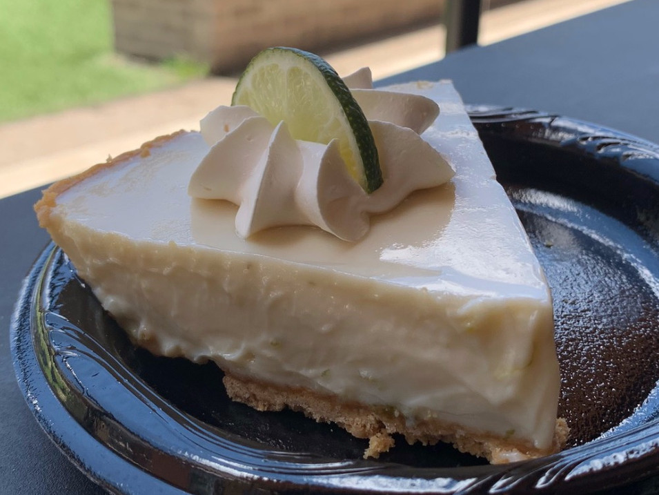HOMEMADE KEY LIME PIE | $3.45