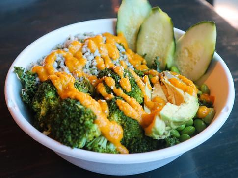 green bowl (gf) | $15