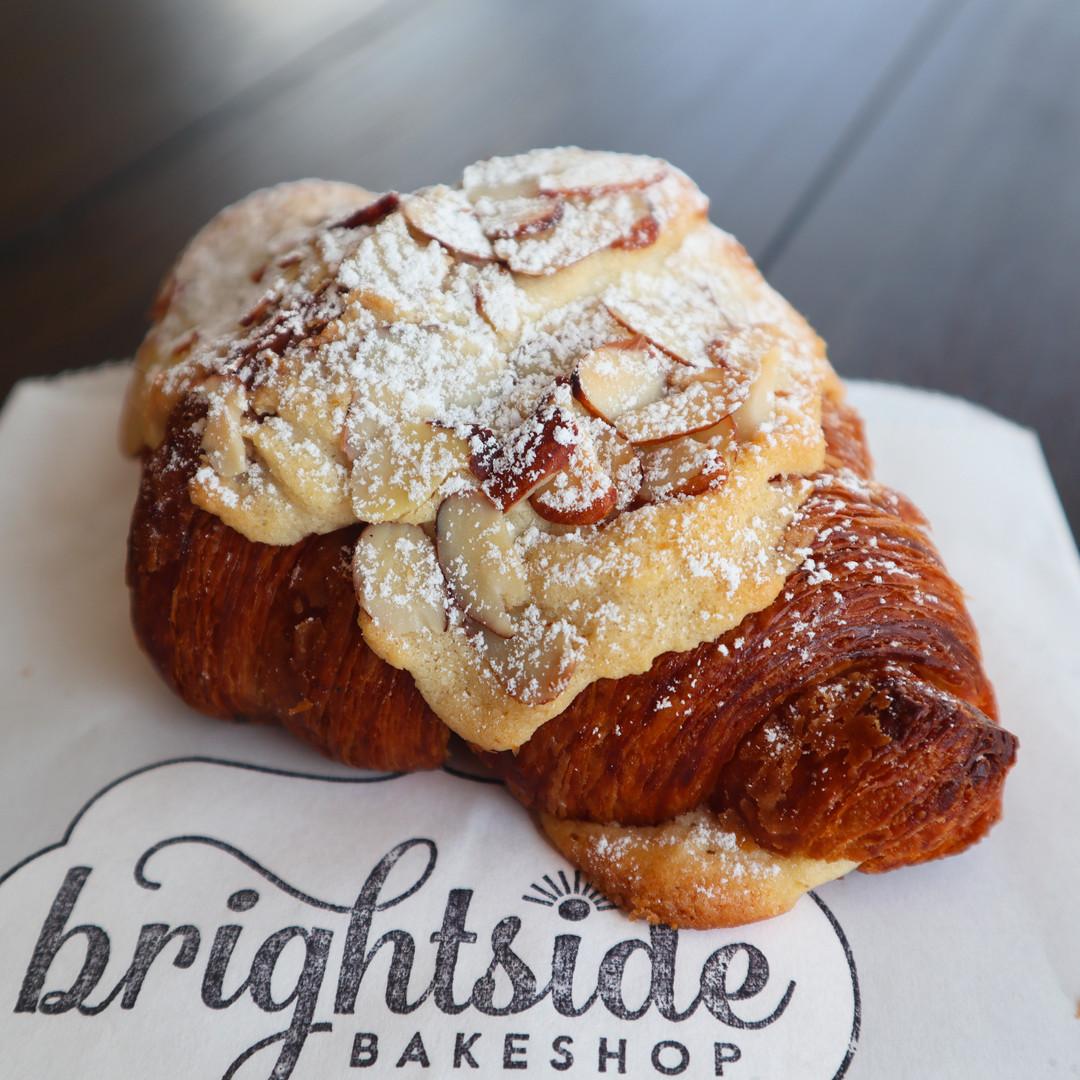 Almond Croissant | $5