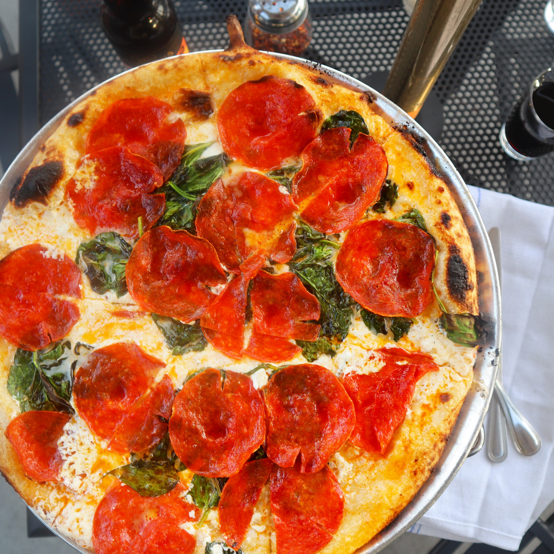 Coal Fired Pizza | $14