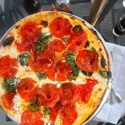 Coal Fired Pizza | $14