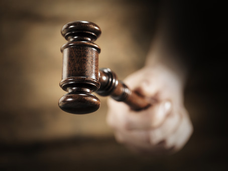 Not In Michigan: Judge Suspended For Disrespecting Defendant