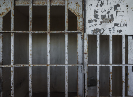 Jails emptying, crime rate stable
