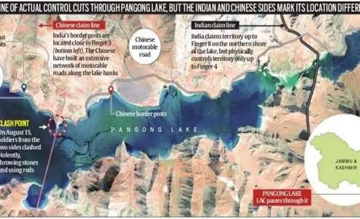 Tensions rise as India thwarts PLA's attempt to violate LAC in Chushul