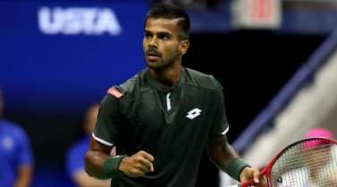 Sumit Nagal becomes the first player to represent India and win a Grand Slam match after 7 years