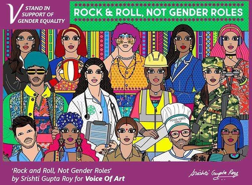 ITC's 'Voice for Art' shapes a new narrative against gender discrimination