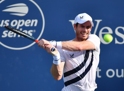 Murray returns to the US Open, with victory over Nishioka