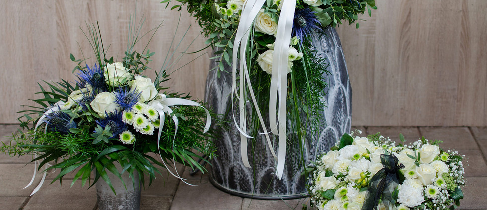 Blumen Angerer - Trauerfloristik