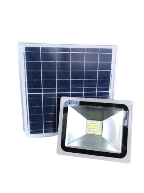 30W Floodlight kit with Solar Module