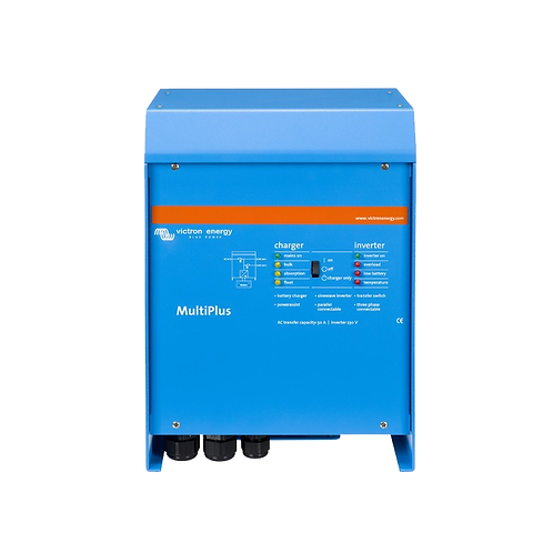 Victron MultiPlus Inverter 48V 5kVA 70Adc Charger 100Aac Transfer Relay