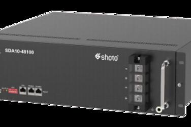 SHOTO SDA10-48100 3U440 5.1kWh 48V Lithium Battery