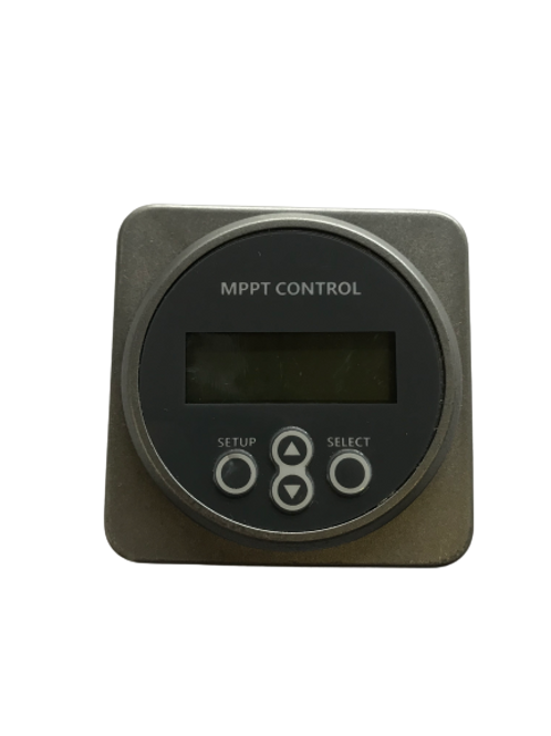 MPPT Control Small LCD Screen