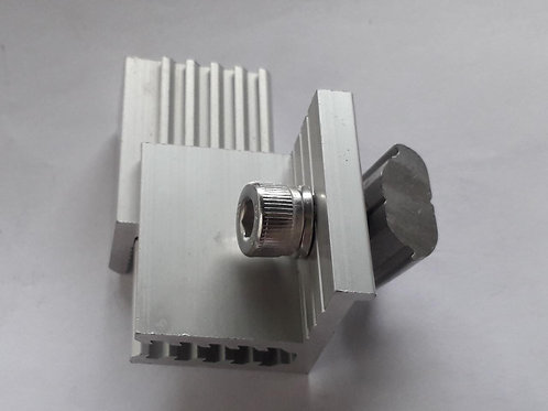 Adjustable End Clamps