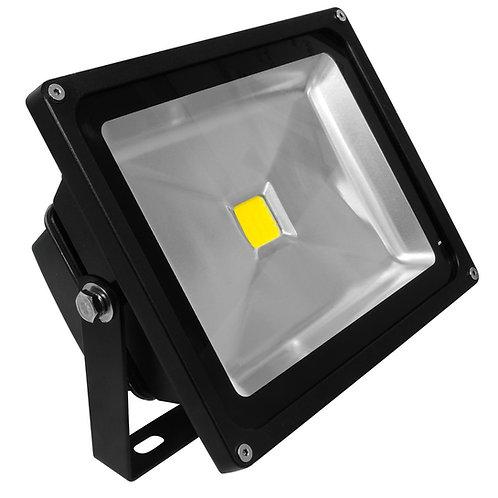 220V 30W LEM Floodlights(NW) (black)