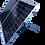 Thumbnail: CB120F - 240Wp 12V Foldable MONO Solar Module