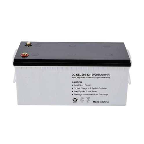 200Ah 12V Gel Battery (LJ)