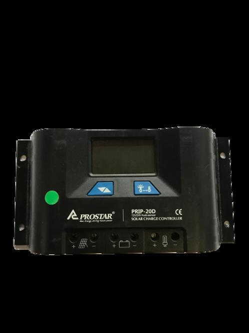 Prostar 10A 12/24V Solar Charge Controller